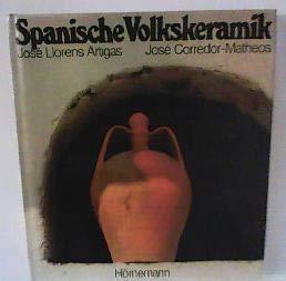 9783873844506: Spanisch Volkskeramik