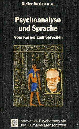 9783873871830: Psychoanalyse und Sprache