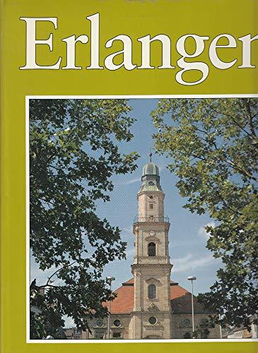 9783873880238: Erlangen: Universitätsstadt, Siemensstadt, Ökostadt (German Edition)