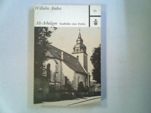 9783873900523: Alt-Arheilgen: Geschichte eines Dorfes (Darmstadter Schriften) (German Edition)