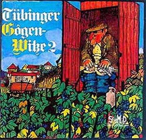 9783874074056: Tübinger Gogenwitze 2