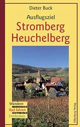 9783874075473: Ausflugsziel Stromberg-Heuchelberg: Wandern - Rad fahren - Entdecken. 15 Wanderungen, 10 Radtouren. Fünf Rundgänge durch die Städte Besigheim, ... Eppingen sowie durch das Kloster Maulbronn