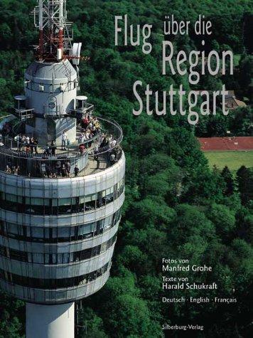 9783874076227: Flug über die Region Stuttgart