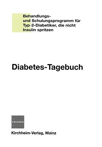 Diabetes-Tagebuch: Monika Gr��er