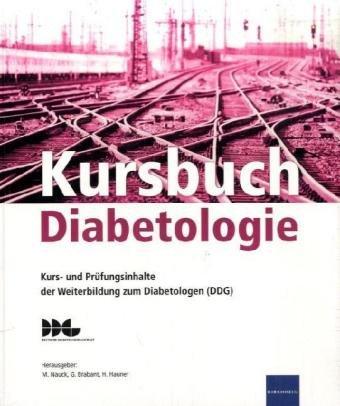 9783874094030: Kursbuch Diabetologie