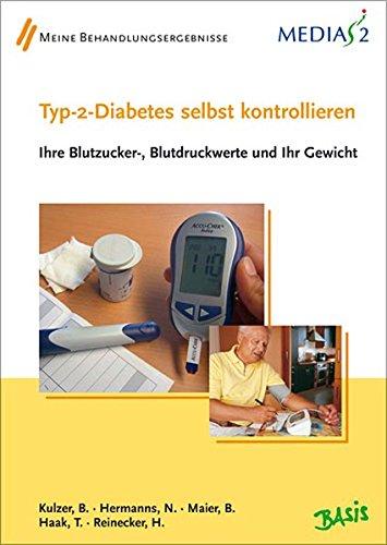 Kulzer, B: Medias 2 Basis Typ-2-Diabetes selbst: Kulzer, Bernhard, Hermanns,