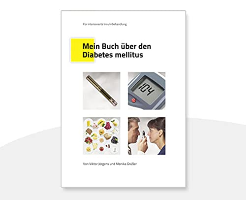 9783874095679: Mein Buch über den Diabetes mellitus