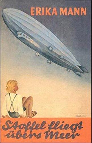 9783874100878: Stoffel fliegt übers Meer