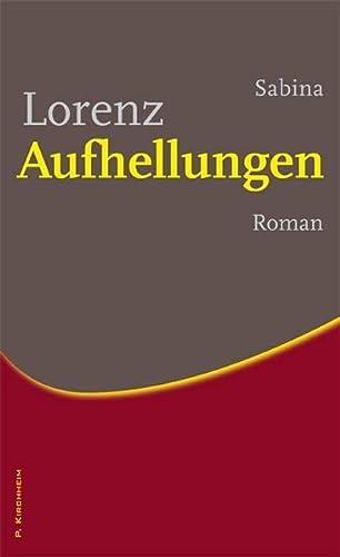 9783874101165: Aufhellungen: Roman