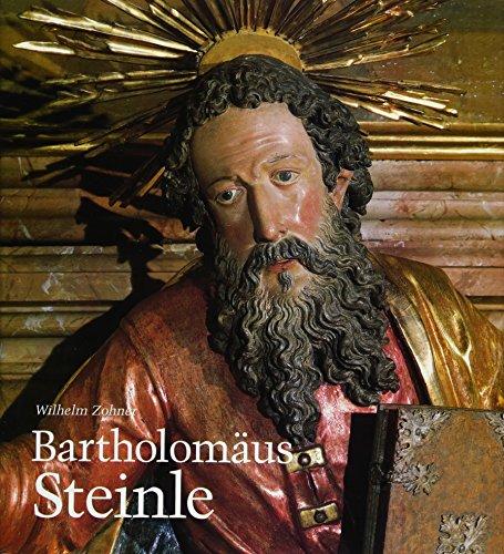 """BARTHOLOMÄUS STEINLE Um 1580-1628/29 Bildhauer und """"Director über den ..."""