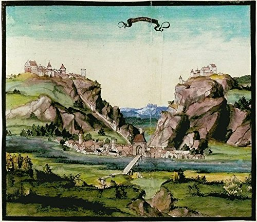 Die Reisebilder Pfalzgraf Ottheinrichs aus den Jahren 1536/37: Kommentarband und Faksimileband...