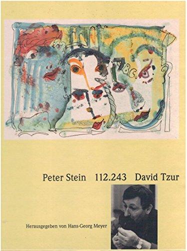 9783874392297: Peter Stein 112.243 David Tzur