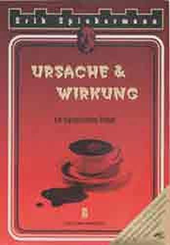 9783874393072: Ursache & Wirkung: Ein Typografischer Roman