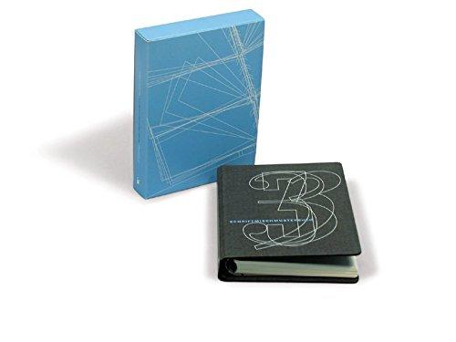 9783874395038: SchriftMischMusterbuch Dreiklänge: 32 Schriften mit 56 Schriftschnitten in 3-geteilten Abschnitten zum Selbermixen