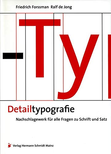 Detailtypografie: Friedrich Forssman