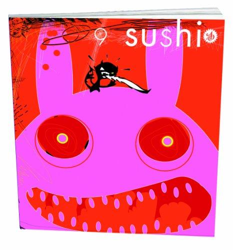 9783874397278: sushi 9. Jahresheft des ADC-Nachwuchswettbewerbs 2006