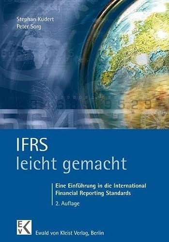 9783874402132: IFRS leicht gemacht: Eine Einführung in die International Financial Reporting Standards