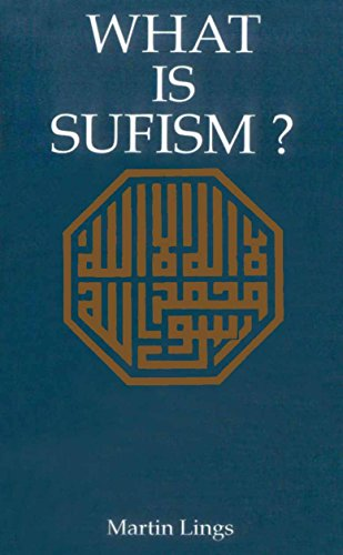 9783874432870: What Is Sufism ?