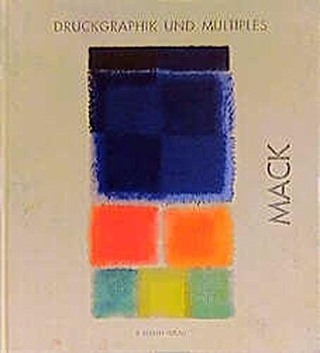 9783874482127: Druckgraphik und Multiples. 1991 - 2000.