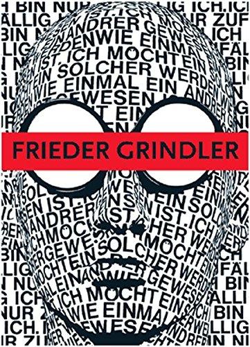 9783874482523: Frieder Grindler Plakate