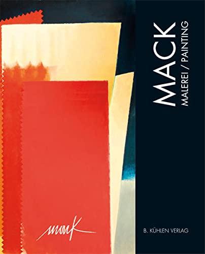 9783874483360: MACK Malerei / Painting 1991-2011