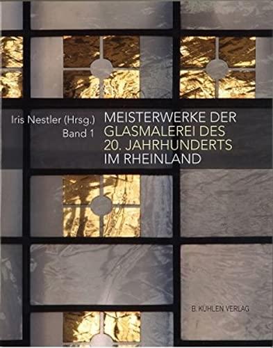 Meisterwerke der Glasmalerei des 20. Jahrhunderts im Rheinland: Dagmar Täube