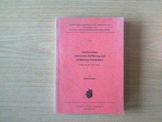 Heinrich Heine: Literarische Aufklarung Und Wirkbetonte Textstruktur: Karger, Irmingard