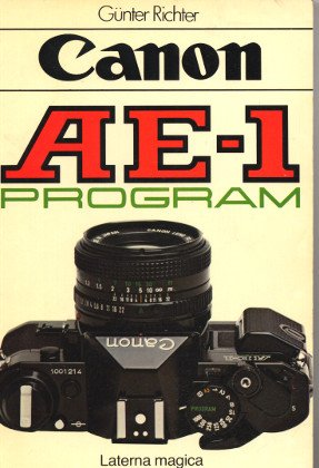 9783874671989: Canon AE-1 Program