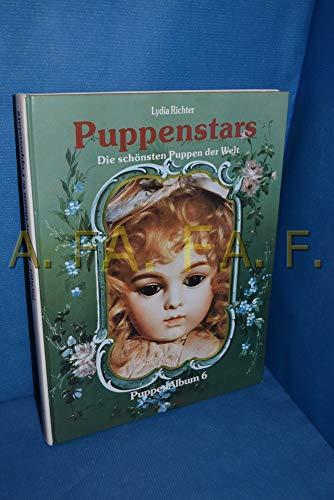 Puppenstars (Puppen Album / Lydia Richter) (German: Lydia Richter