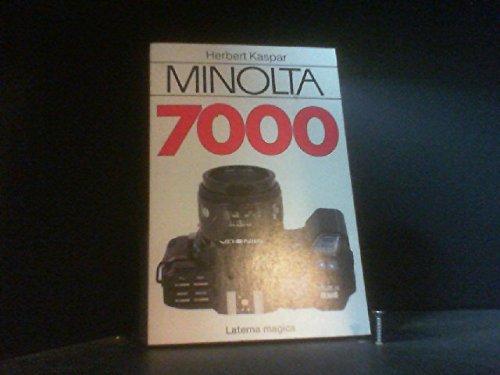 9783874672900: Minolta 7000. Lanterna Magica