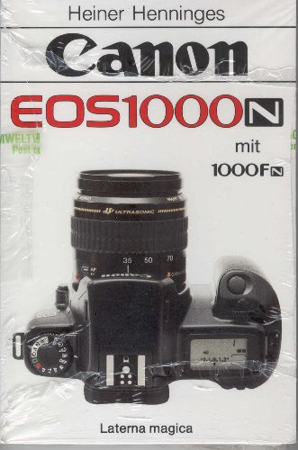 9783874675031: Canon EOS 1000 N/NF