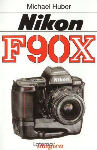 9783874675482: Nikon F90X