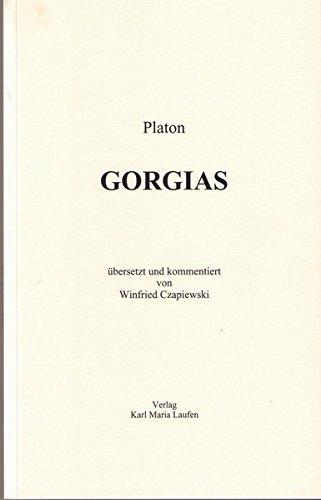 9783874682619: Platon, Gorgias