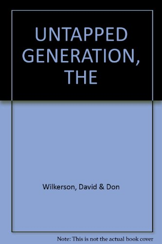 9783874820370: UNTAPPED GENERATION, THE
