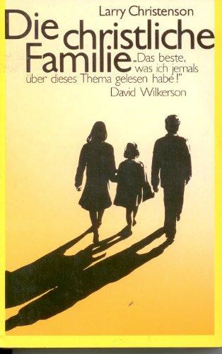 9783874820653: Die christliche Familie