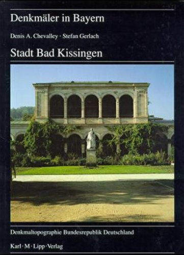9783874905770: Stadt Bad Kissingen