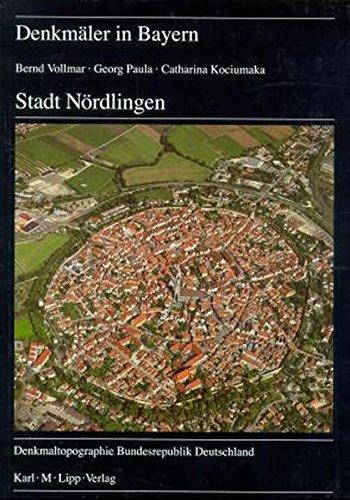 9783874905787: Stadt Nördlingen