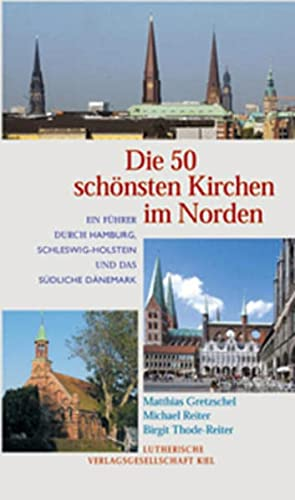 9783875031195: Die 50 schönsten Kirchen im Norden