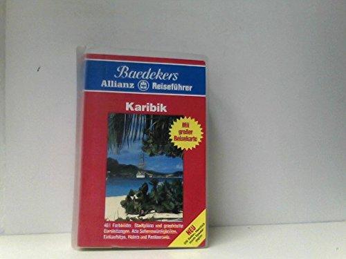 9783875040784: Karibik: Ferien, Stadte, Landschaften (Baedekers Allianz Reisefuhrer)