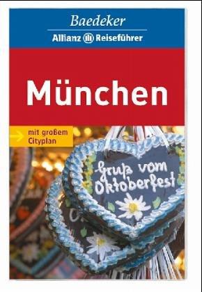 9783875041279: Baedeker Allianz Reisef�hrer, M�nchen