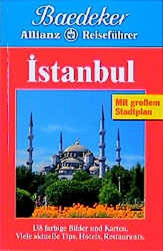 Baedeker-Allianz Reiseführer Istanbul.: Baedeker, Karl /