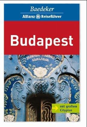 Baedeker Allianz Reiseführer, Budapest: Helmut Linde