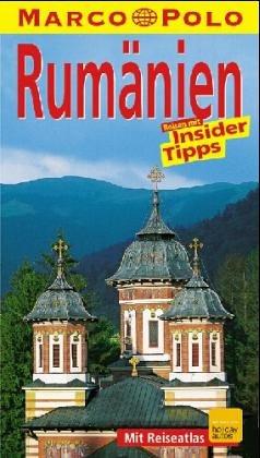 9783875044461: Rumänien. Marco Polo Reiseführer. (3599 540). Reiseführer mit Insider- Tips