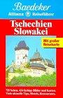 Baedeker , Allianz Reiseführer , Tschechische Republik , Slowakische Republik , Karten , Hotels , Restaurants
