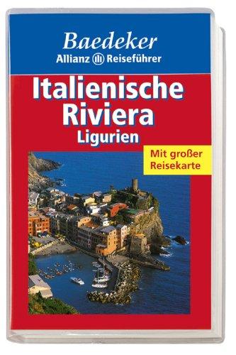 9783875045499: Baedeker Allianz Reiseführer Italienische Riviera, Ligurien