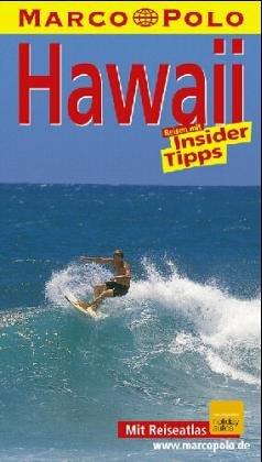 9783875048643: Hawaii. Marco Polo Reiseführer. Reisen mit Insider- Tips