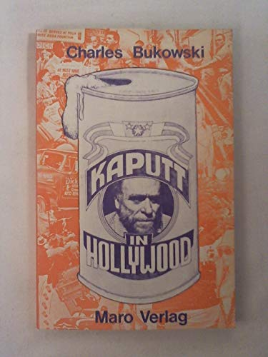 9783875120318: Kaputt in Hollywood
