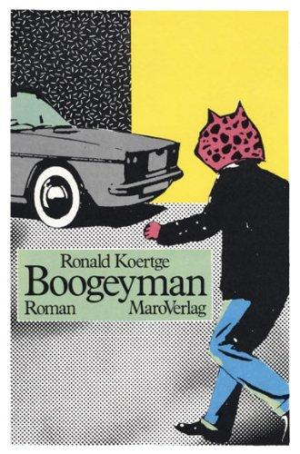 9783875120561: Boogeyman: Roman (Livre en allemand)