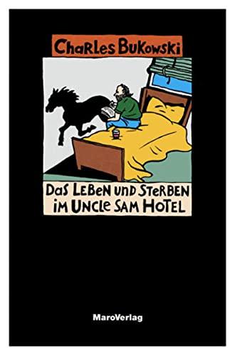 9783875120981: Das Leben und Sterben im Uncle-Sam-Hotel
