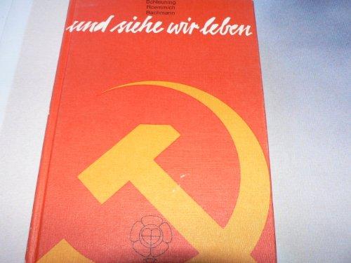 9783875130287: Und siehe, wir leben!: Die ev.-luth. Kirche Russlands in vier Jahrhunderten (Livre en allemand)